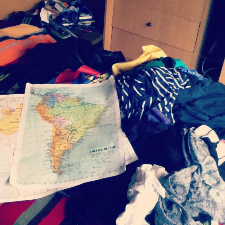 Días antes de comenzar el viaje. Debíamos de llegar al encuentro con el grupo de Ruta Inka en Qosqo.