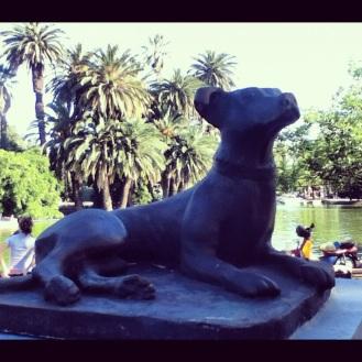 Monumento al animal callejero