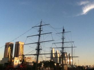 Buenos Aires, buenos vientos (Puerto Madero).