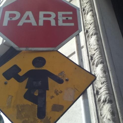 ¡Pare y baile! (San Telmo)