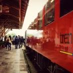 Estación Machachi del Tren Ecuador